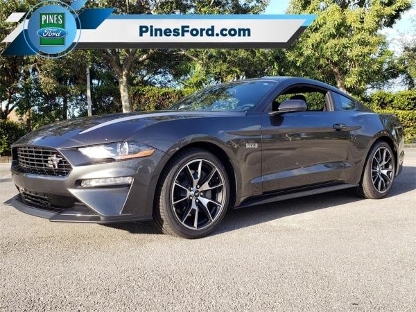 2020 Ford Mustang in Pembroke Pines, FL