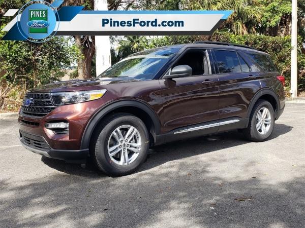 2020 Ford Explorer in Pembroke Pines, FL