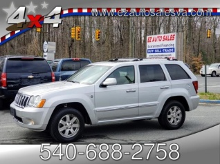 2008 Jeep Grand Cherokee Overland 4wd For In Stafford Va