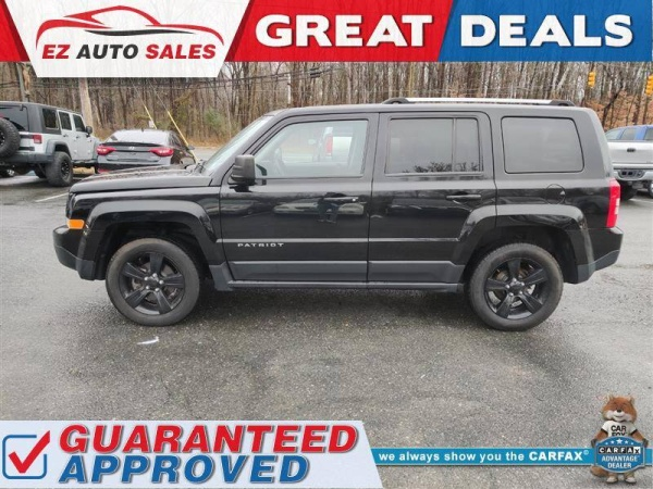 2013 Jeep Patriot in Stafford, VA