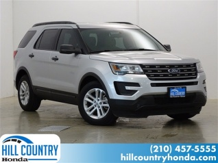 2017 Ford Explorer Base Fwd For In San Antonio Tx