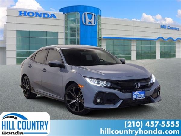 2019 Honda Civic in San Antonio, TX