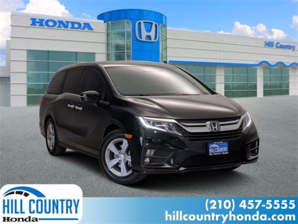 2018 Honda Odyssey in San Antonio, TX