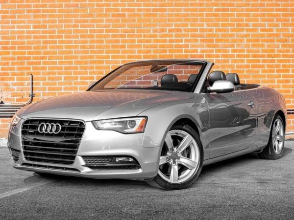 2015 Audi A5 in Burbank, CA