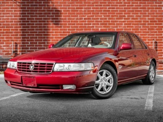1999 cadillac sts value