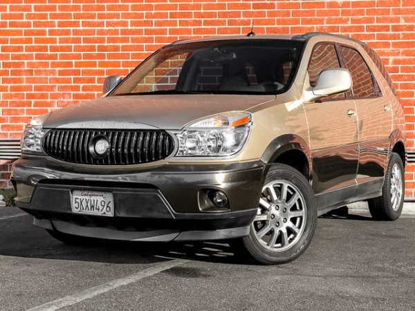 2005 buick rendezvous fwd for sale in burbank ca truecar. Black Bedroom Furniture Sets. Home Design Ideas
