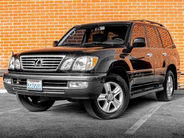 2007 Lexus LX 470