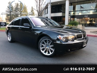 Used Bmw 7 Series For Sale In Vacaville Ca 68 Used 7 Series