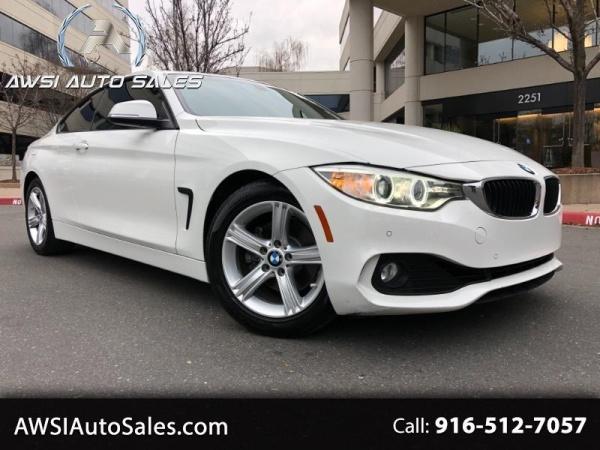 2015 BMW 4 Series in Sacramento, CA