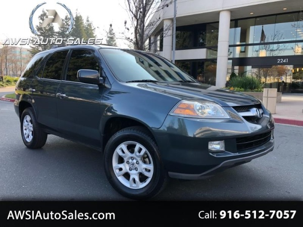 2006 Acura MDX with Navigation/Rear Entertainment System/Touring
