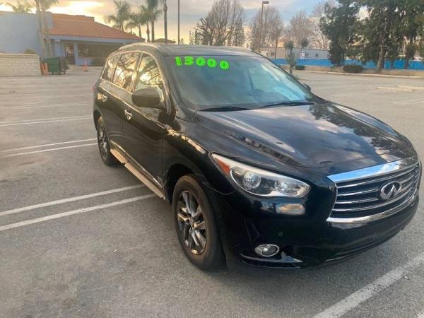 2013 INFINITI JX35 in Chino, CA