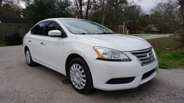 2014 Nissan Sentra in Houston, TX