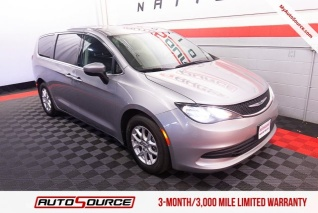 Used 2017 Chrysler Pacifica >> Used 2017 Chrysler Pacificas For Sale Truecar