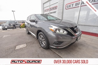 2016 Nissan Murano S Fwd For In Draper Ut