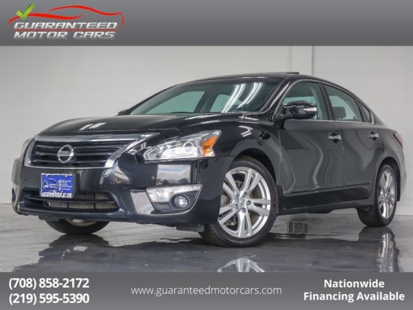 2015 Nissan Altima in Highland, IN