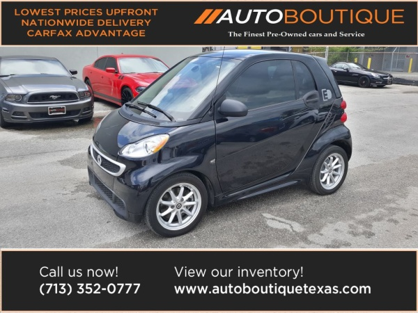 2016 smart fortwo in Houston, TX