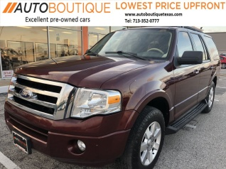 Ford Expedition Xlt Rwd For Sale In Houston Tx