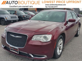 Used 2016 Chrysler 300 For Sale 758 Used 2016 300 Listings Truecar