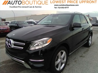 2017 Mercedes Benz Gle 350 Suv Rwd For In Houston Tx