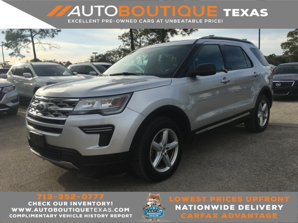 2018 Ford Explorer in Houston, TX