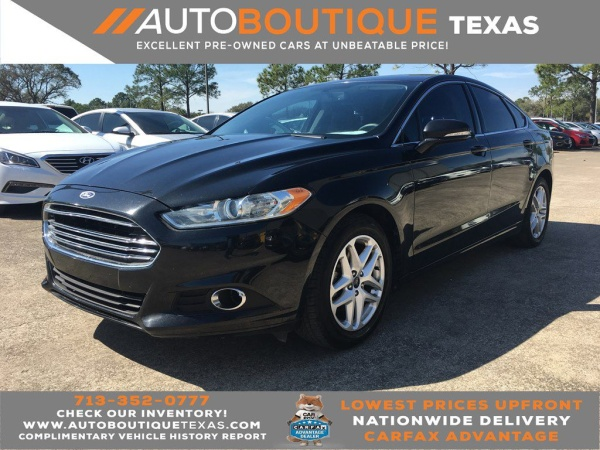 2014 Ford Fusion in Houston, TX