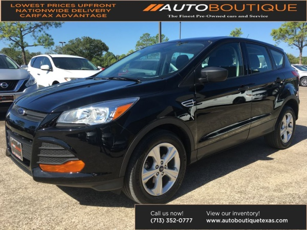 2016 Ford Escape in Houston, TX