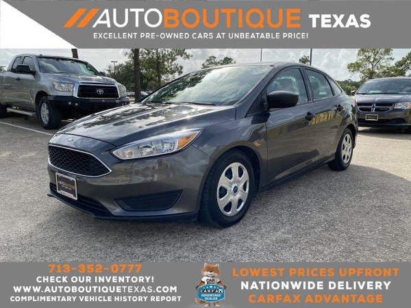 2016 Ford Focus in Houston, TX