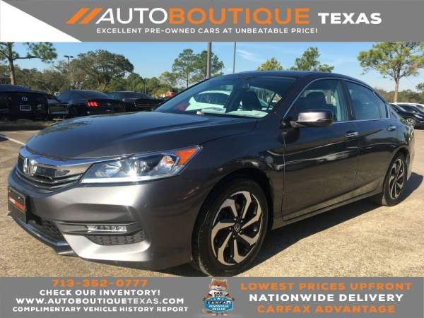 2016 Honda Accord in Houston, TX