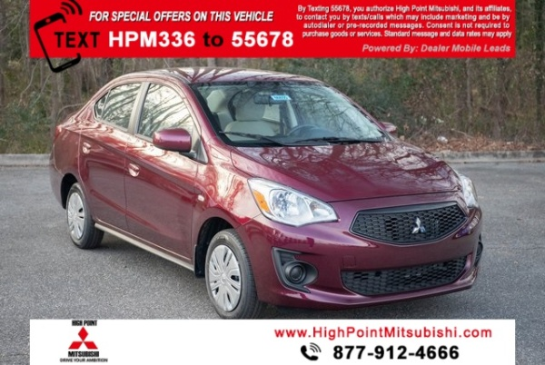 2020 Mitsubishi Mirage in High Point, NC