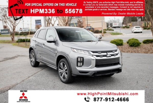 2020 Mitsubishi Outlander Sport in High Point, NC