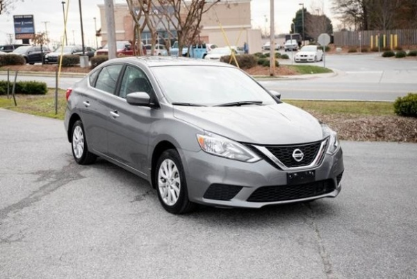 2018 Nissan Sentra in High Point, NC