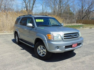 Sequoia For Sale >> Used Toyota Sequoia For Sale In Palatine Il 23 Used