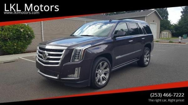 2015 Cadillac Escalade Reviews, Ratings, Prices - Consumer