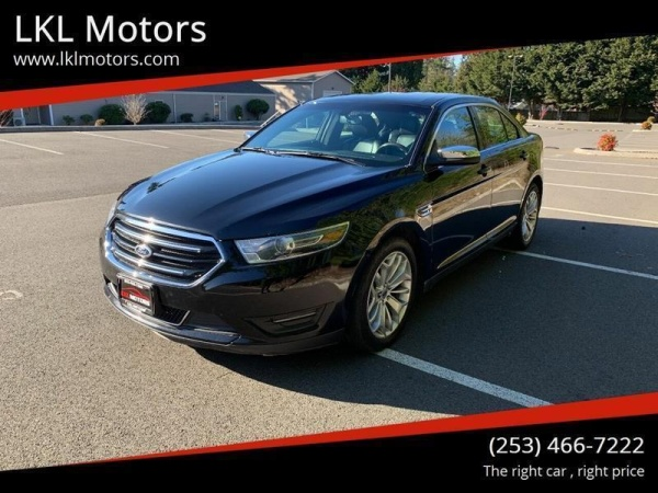 2016 Ford Taurus Reviews, Ratings, Prices - Consumer Reports