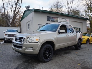 Used Ford Explorer Sport >> Used Ford Explorer Sport Trac For Sale In Jersey City Nj 18 Used