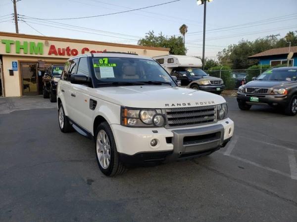 Land Rover Sacramento >> 2007 Land Rover Range Rover Sport Hse For Sale In Sacramento