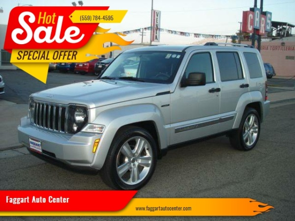2012 Jeep Liberty in Porterville, CA