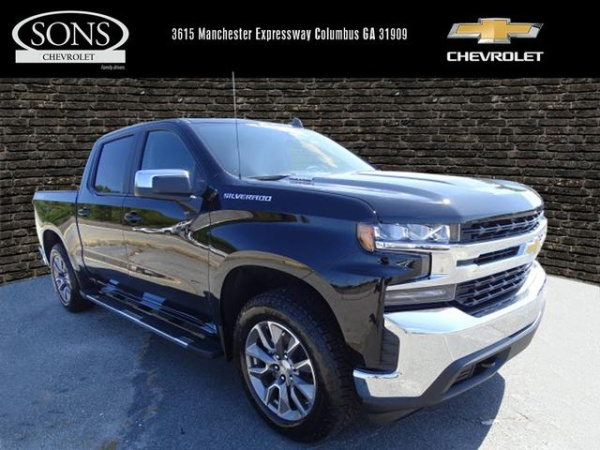 2020 Chevrolet Silverado 1500 in Columbus, GA