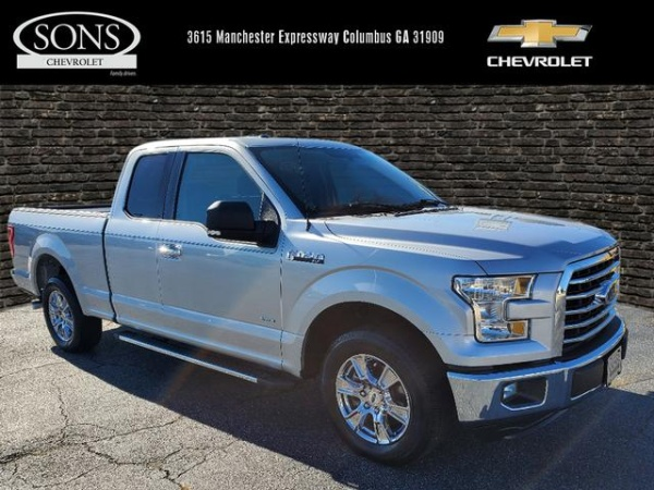 2015 Ford F-150 in Columbus, GA