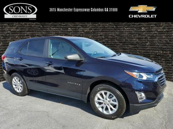 2020 Chevrolet Equinox in Columbus, GA