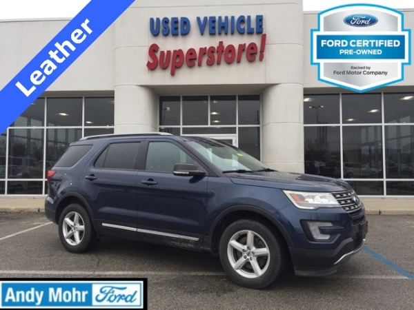 2017 Ford Explorer in Plainfield, IN