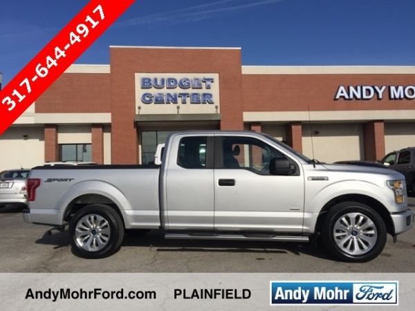 2016 Ford F-150 in Plainfield, IN