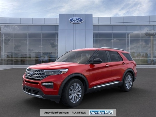 2020 Ford Explorer in Plainfield, IN