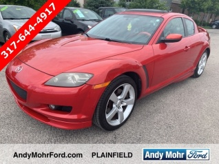 2004 mazda rx-8 base 6-speed manual for sale in plainfield, in