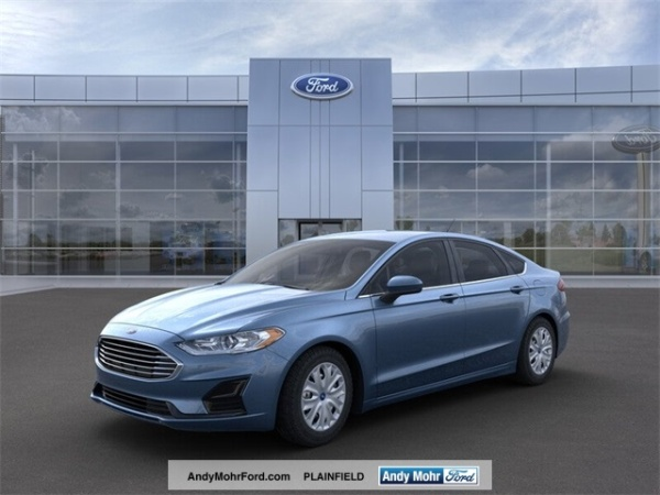 2019 Ford Fusion in Plainfield, IN