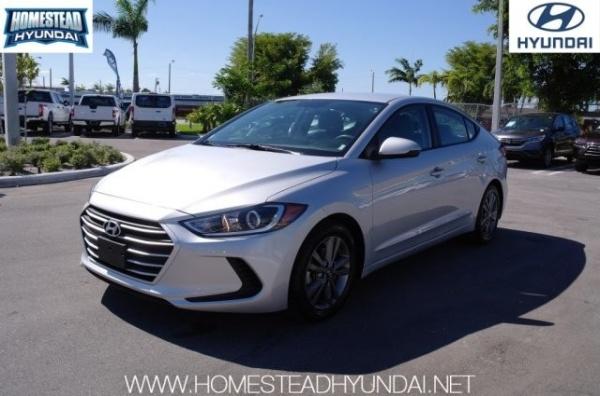 2018 Hyundai Elantra in Homestead, FL