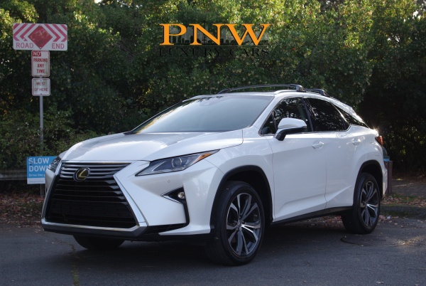 2016 Lexus RX in Seattle, WA