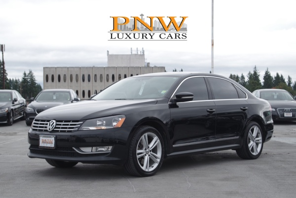 2014 Volkswagen Passat in Seattle, WA