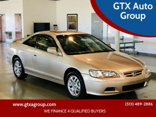 Used 2002 Honda Accord Coupes For Sale Search 12 Used Coupe