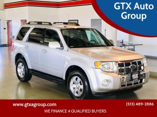 0cc9ec6dcf8 2009 Ford Escape Limited 3.0L V6 Automatic 4WD for Sale in West Chester